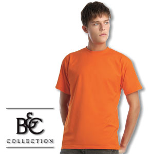 T-Shirt B&C 190 g/qm